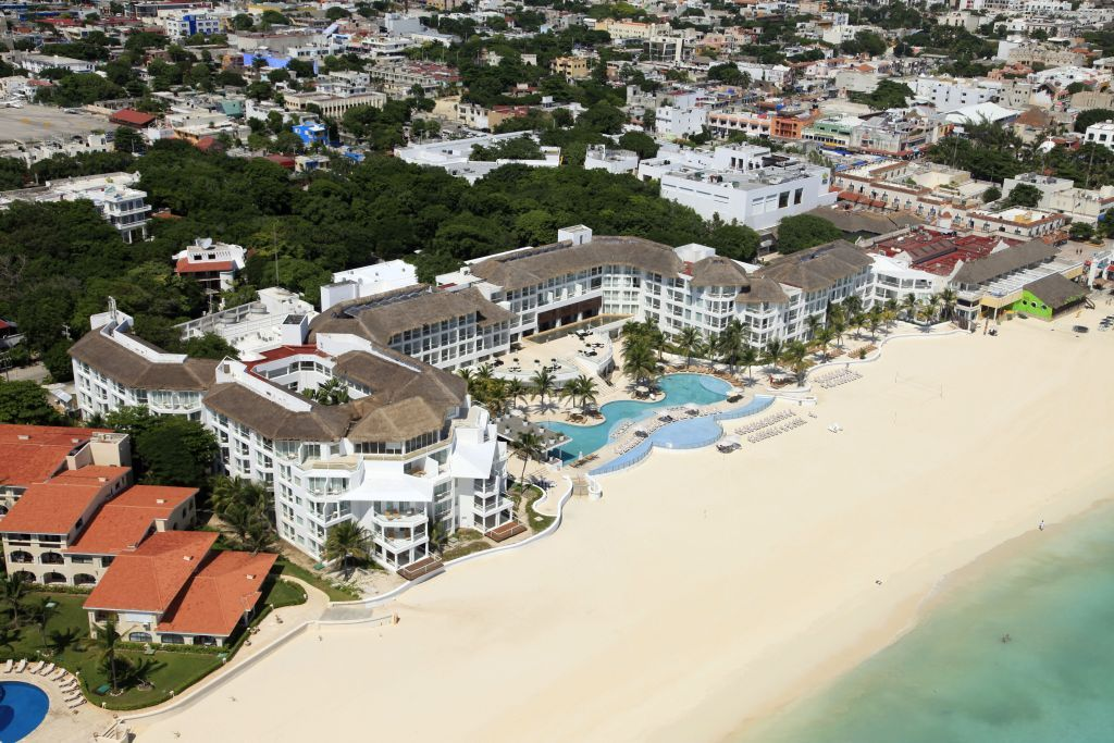 Playa Del Carmen Playacar Palace All Inclusive Family