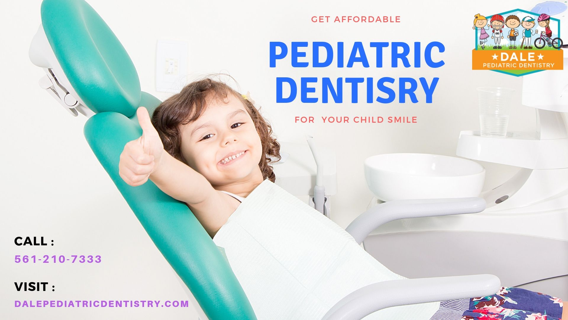 Get Affordable Pediatric Dentistry For Your Child Smile