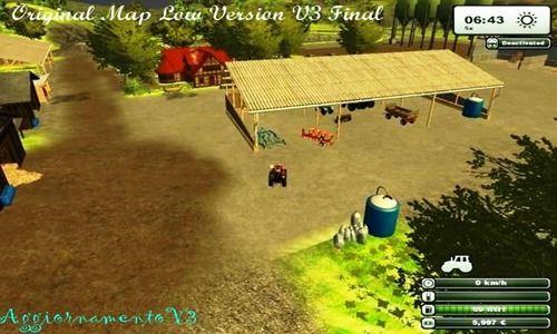 Farming simulator 2013 - Original Map Low Version V3 Final