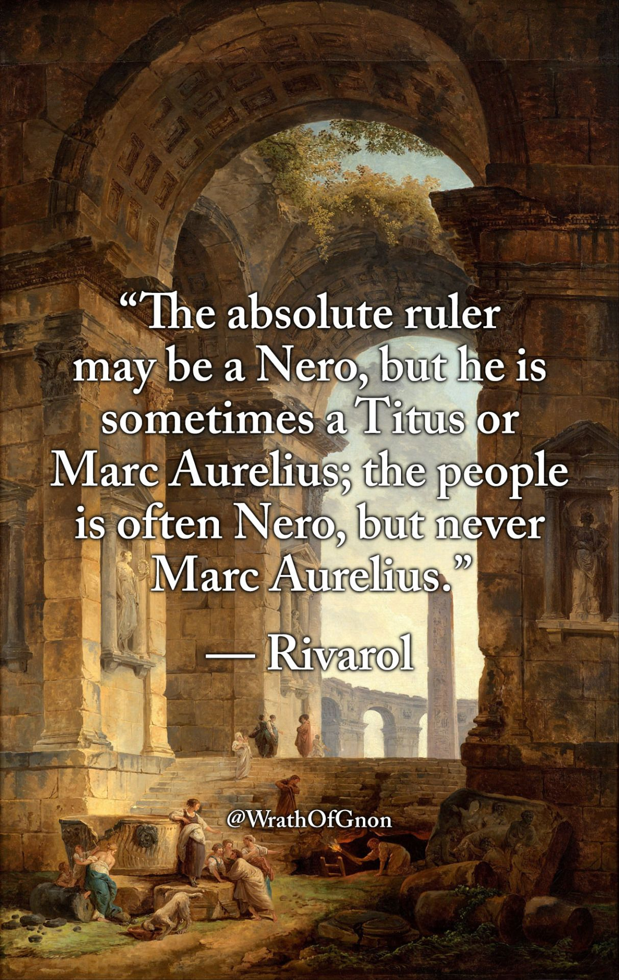 absolute ruler
