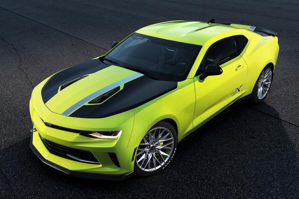 Chevrolet Camaro TurboX SEMA 2016