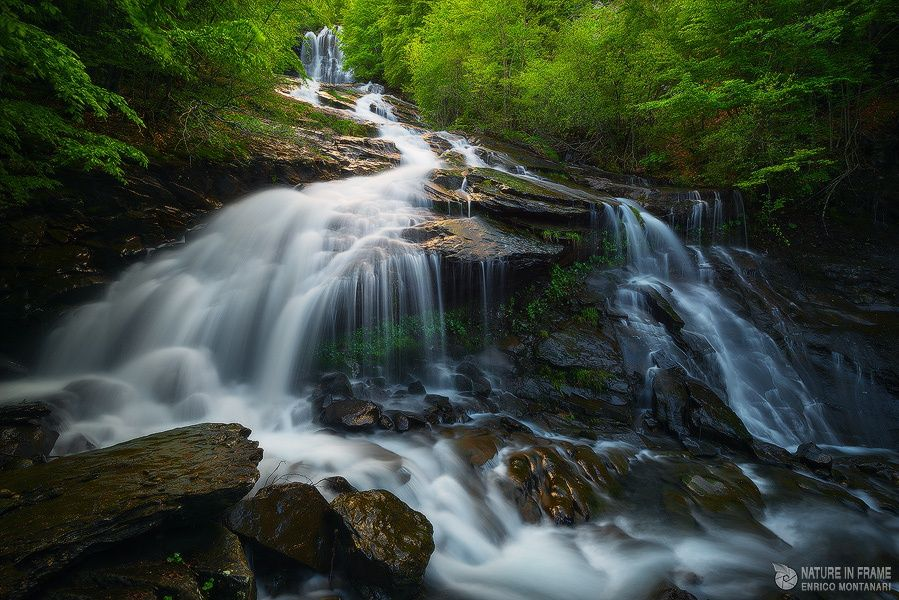 Spring waterfall by Nature In Frame  on 500px