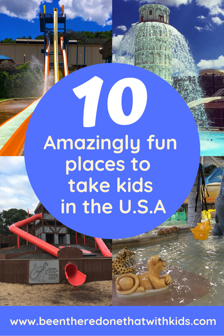 Top Ten Places For Kids In The Mid Atlantic Been There Done That With Kids Fun Family Trips Fun Places To Go Travel Fun