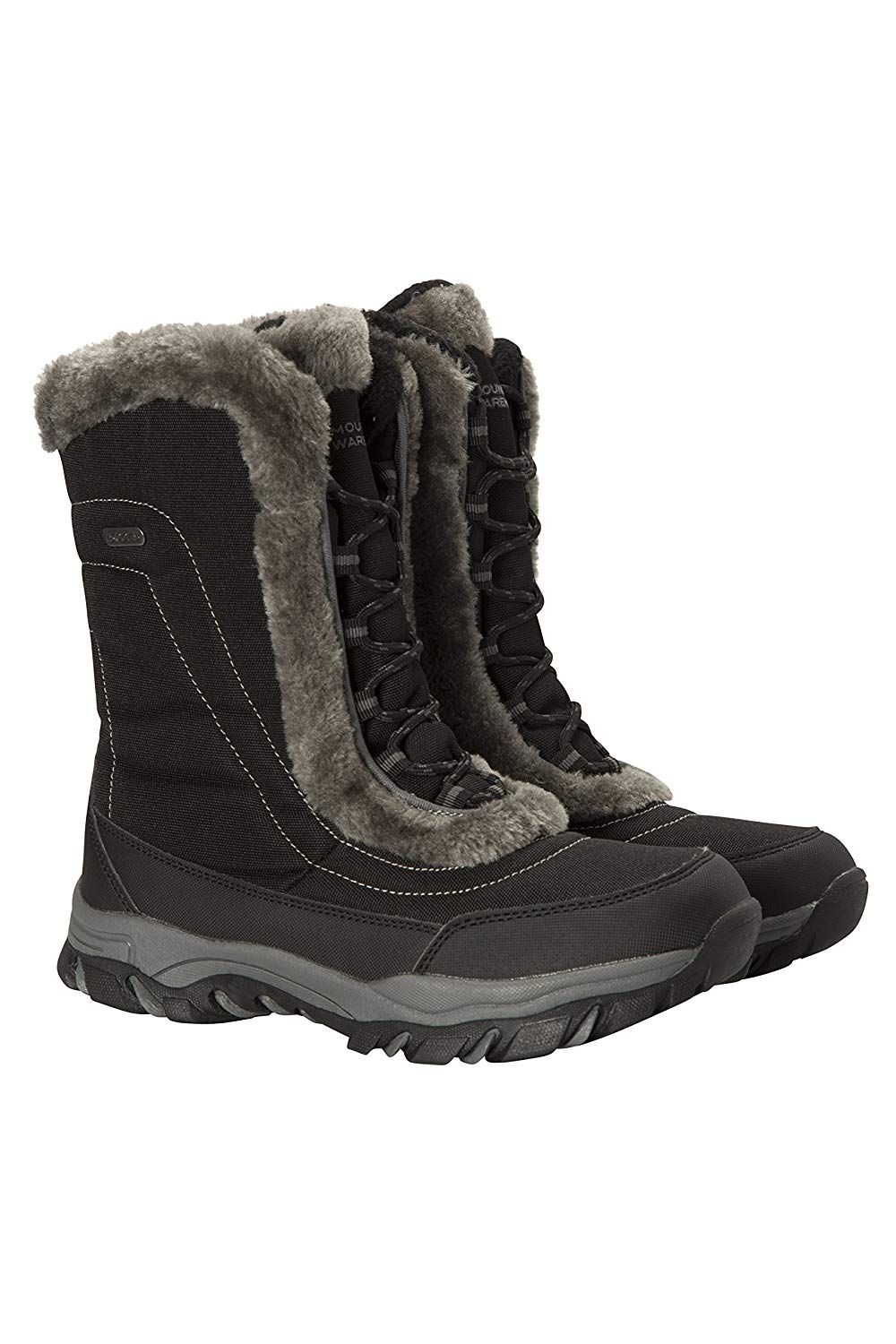 sneakers for cheap customers first highly praised Mountain Warehouse Ohio Womens Snow Boots - Waterproof ...