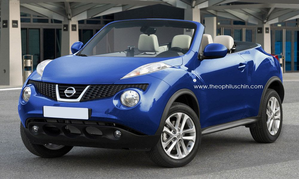 nissan juke cabriolet page 2 cars from datsun nissan infiniti pinterest. Black Bedroom Furniture Sets. Home Design Ideas