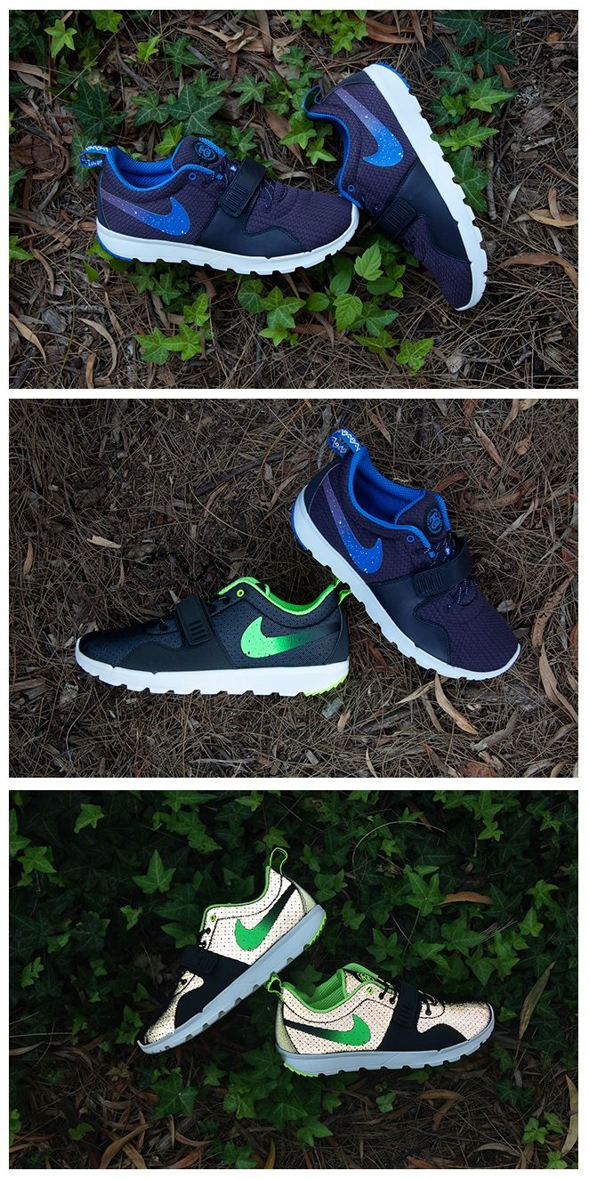 272944ba1786 Stussy x Nike SB Trainerendor ACG  3M Glow-in-the-Dark