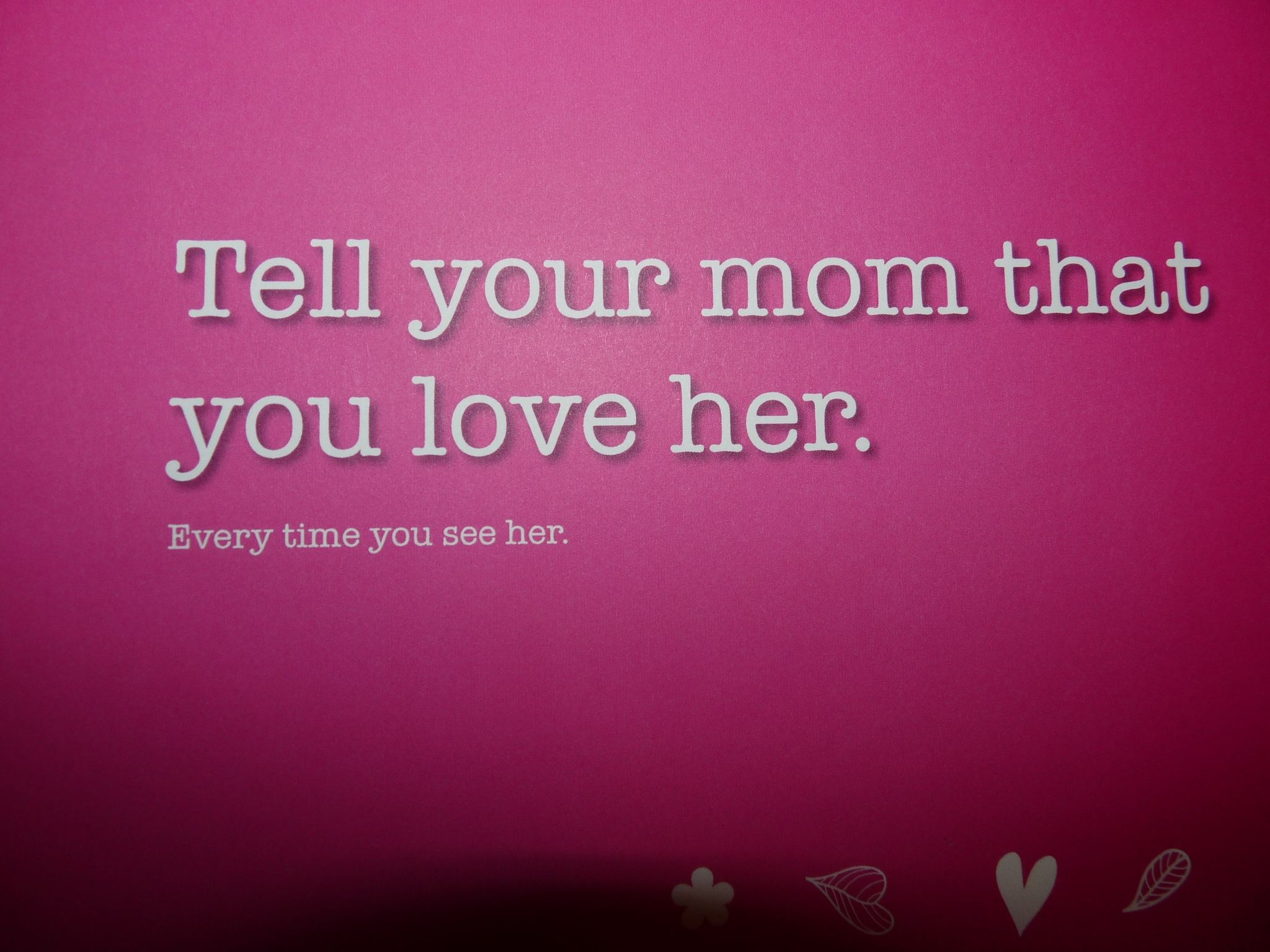 I Love You Mom Quotes Love Your Mom Quotes  Papersalt Books Product Review And Giveaway