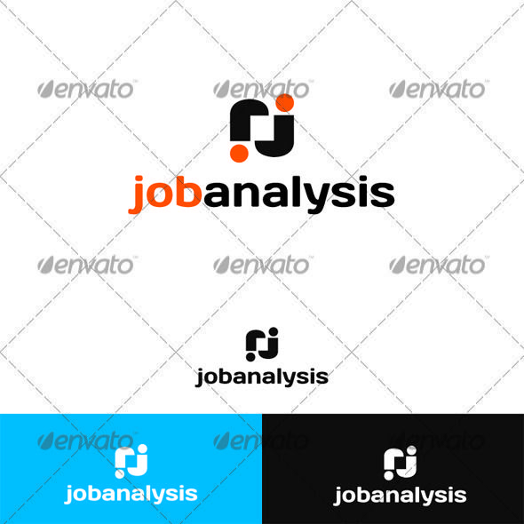 Job Analysis Logo Template  Job Analysis Logo Templates And