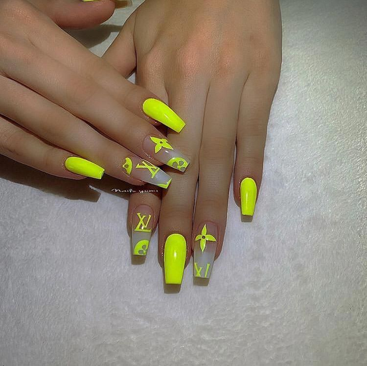 Pin On Splendid Nails Really Dazzling Designs
