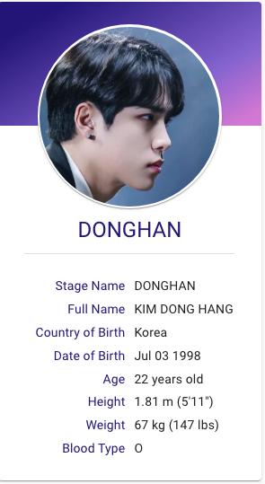 Kim Donghan Wei Drama School Kim Kpop Profiles