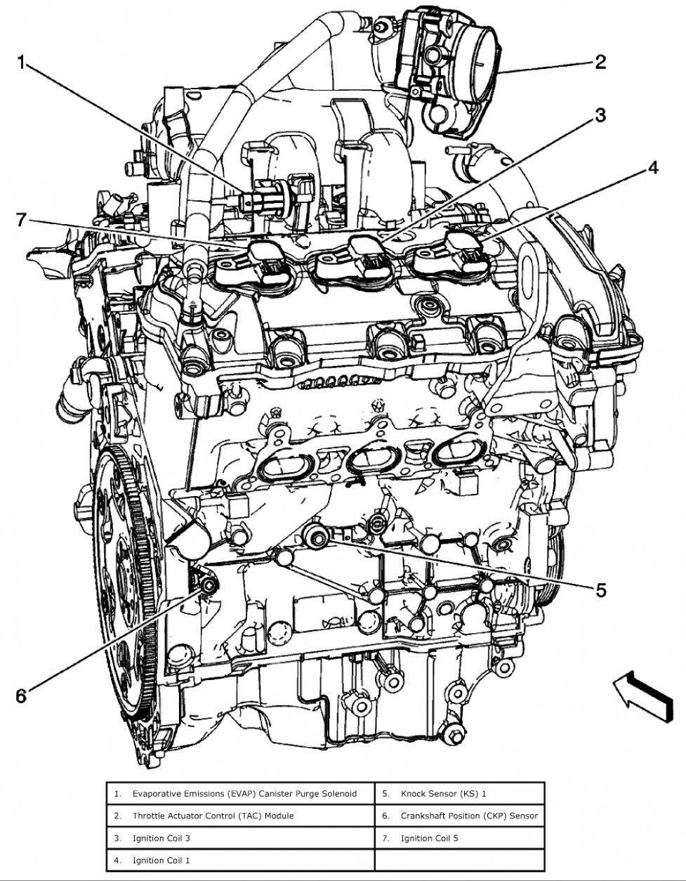Engine Diagram 4 Suzuki Xl4 Engine