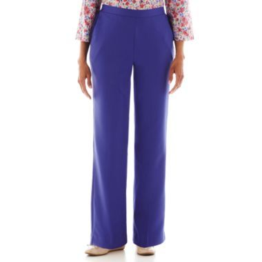 8abebf79c67644 Alfred Dunner® St. Tropez Pull-On Pants found at @JCPenney | Pants ...