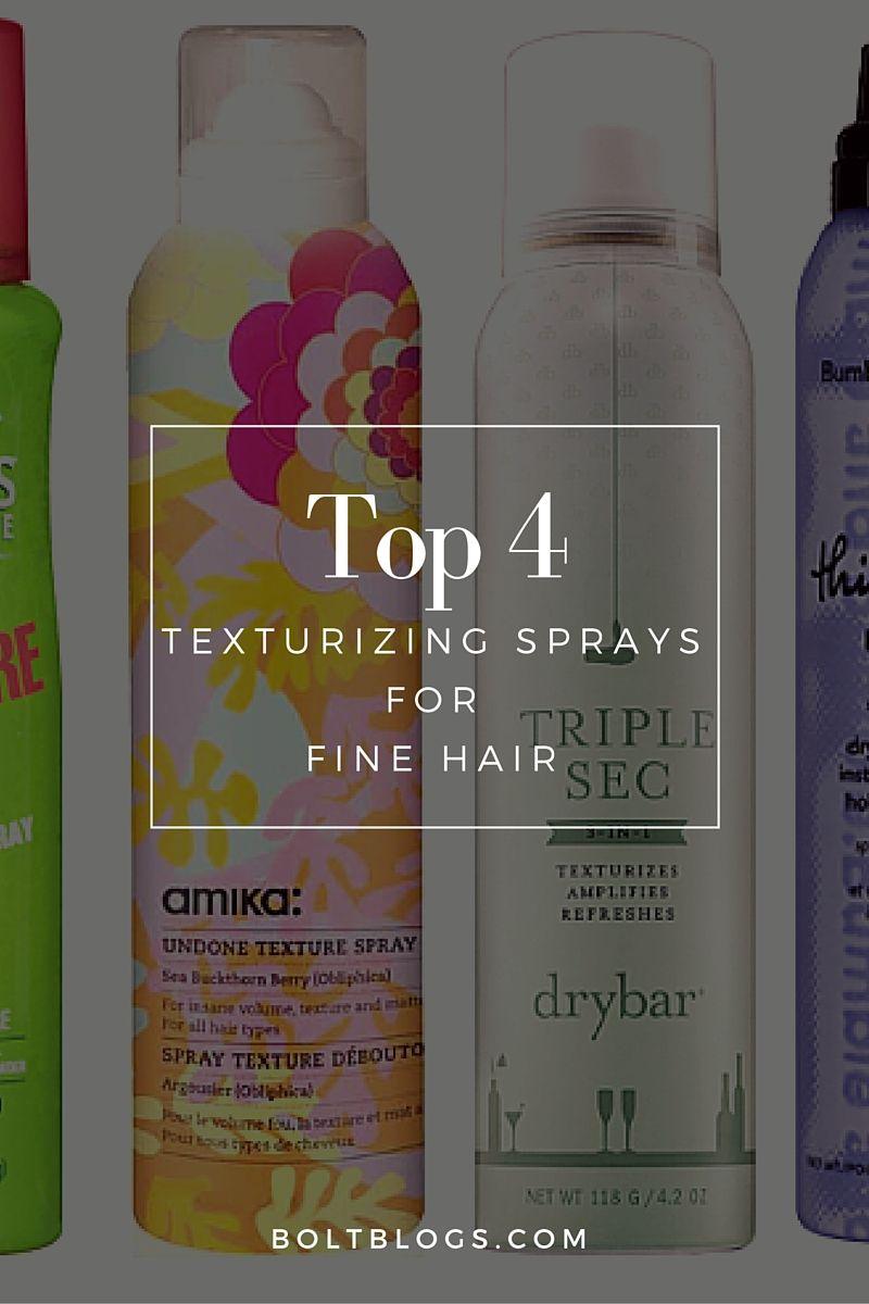 Top Texturizing Sprays For Fine Hair Texturizing Spray Best Texturizing Spray Fine Hair