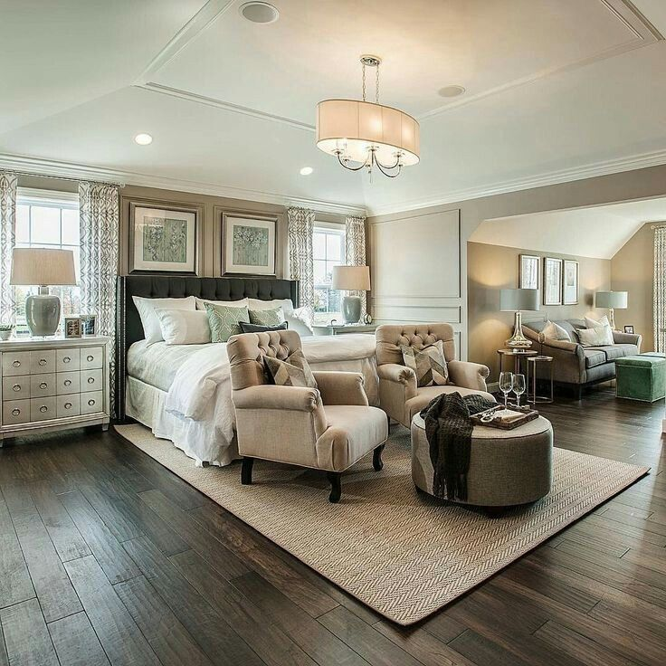 Joanna Gaines Master Bedroom Design Fixer Upper Chip And