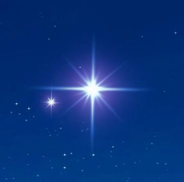 Second Star to the right, straight on till morning to Neverland ...