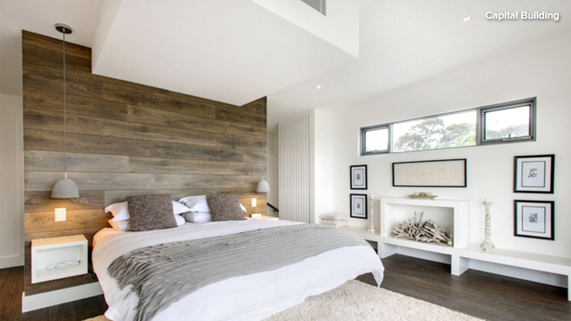 Is There Really A Right Place To Put The Bed In Your Room Wood Bedroom Decor Fresh Bedroom Remodel Bedroom