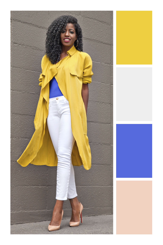 a0b67b6aa Looks con amarillo Combinar Color Mostaza