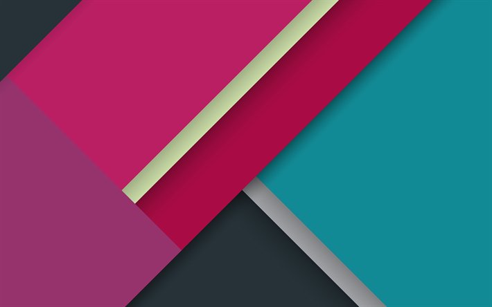 Download Wallpapers 4k Android Gray Purple Blue Polygons Lollipop Lines Geometric Shapes Material Design Creative Geometry Colorful Background Besthqw Colorful Backgrounds Material Design Geometric Shapes