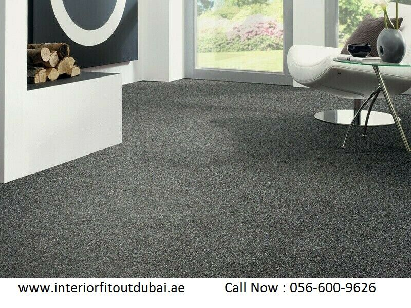 Interior Dubai Offers Beautiful Wall To Wall Carpets From