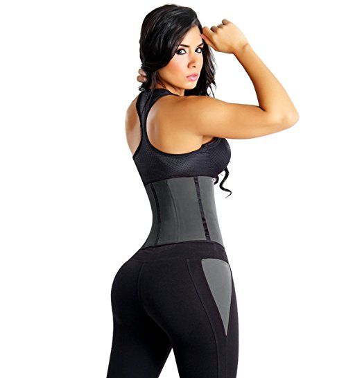 8380752b3e  1 BEST Waist Trainer on Amazon - Hourglass Fashion Corset Weight Loss  Cincher at Amazon