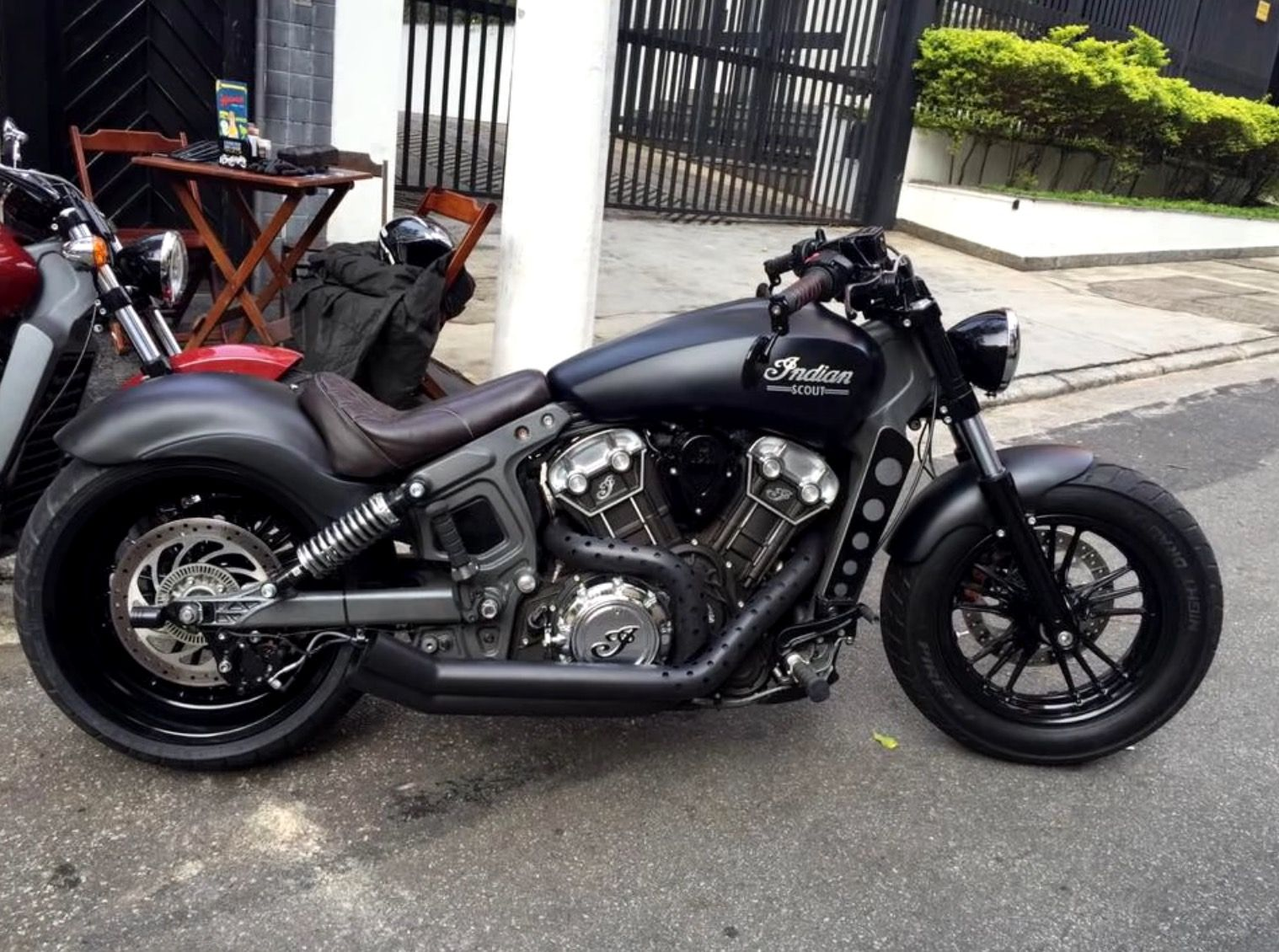 Indian Scout Bobber Bobber Motorcycle Indian Motorcycle Indian