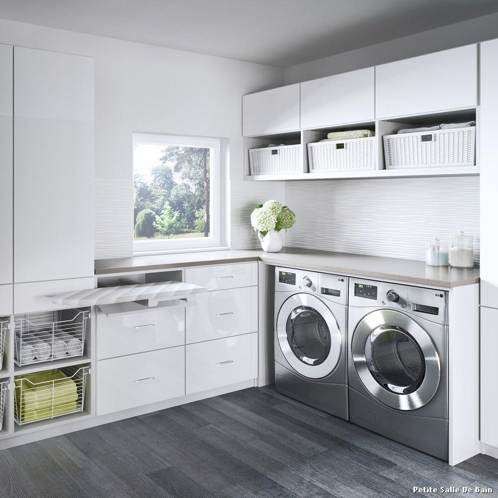 r sultats de recherche d 39 images pour buanderie dans salle de bain image buanderie. Black Bedroom Furniture Sets. Home Design Ideas