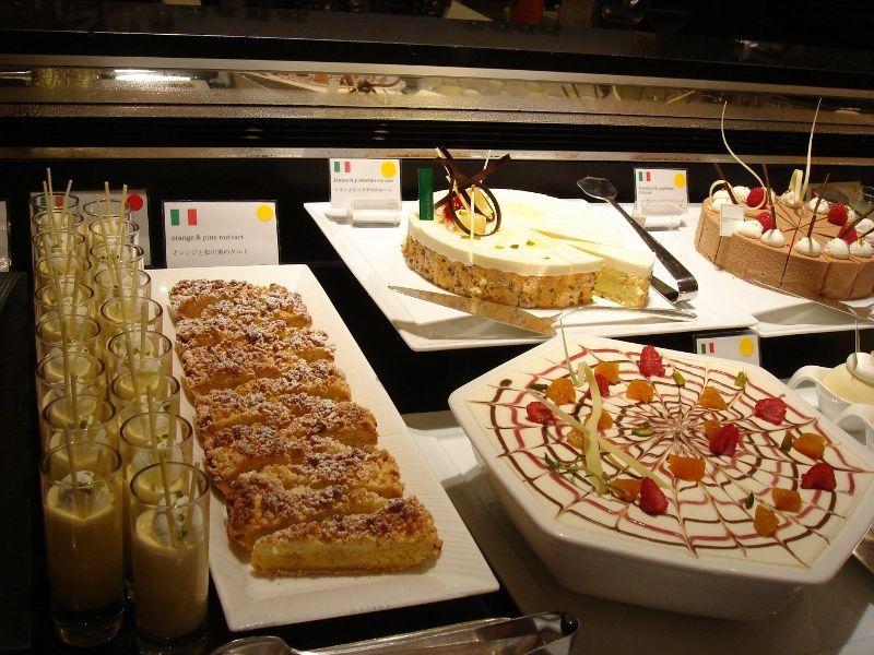 Italian buffet dessert party ideas pinterest for Italian buffet