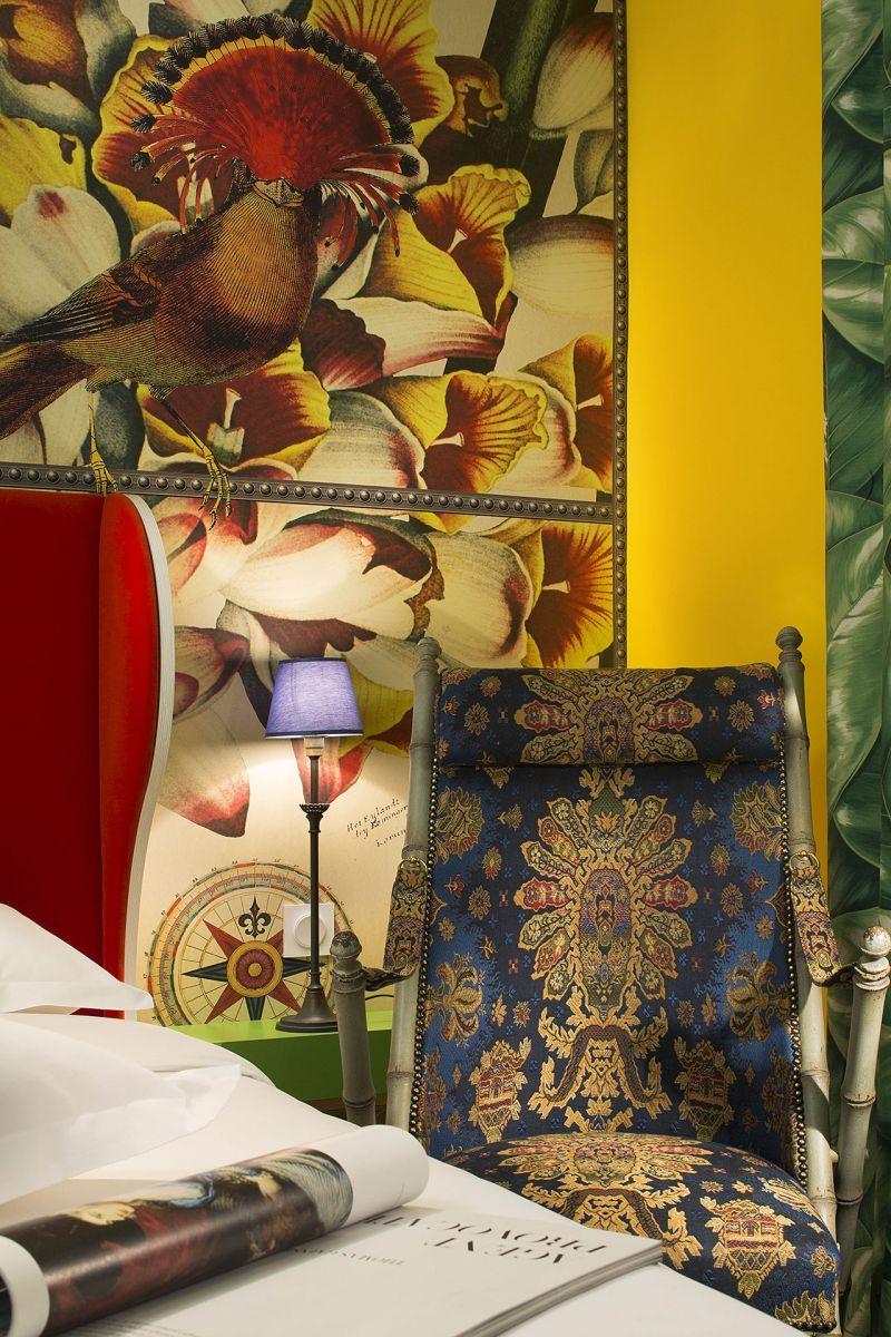Hotel du continent hotel in paris l design christian lacroix