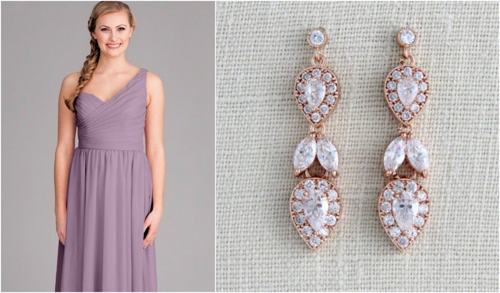 1acbc8bfc2a Your Ultimate Guide To Accessorizing Bridesmaid Dresses ...