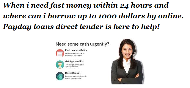 Cash Loans With No Bank Account Needed - Payday Loans For