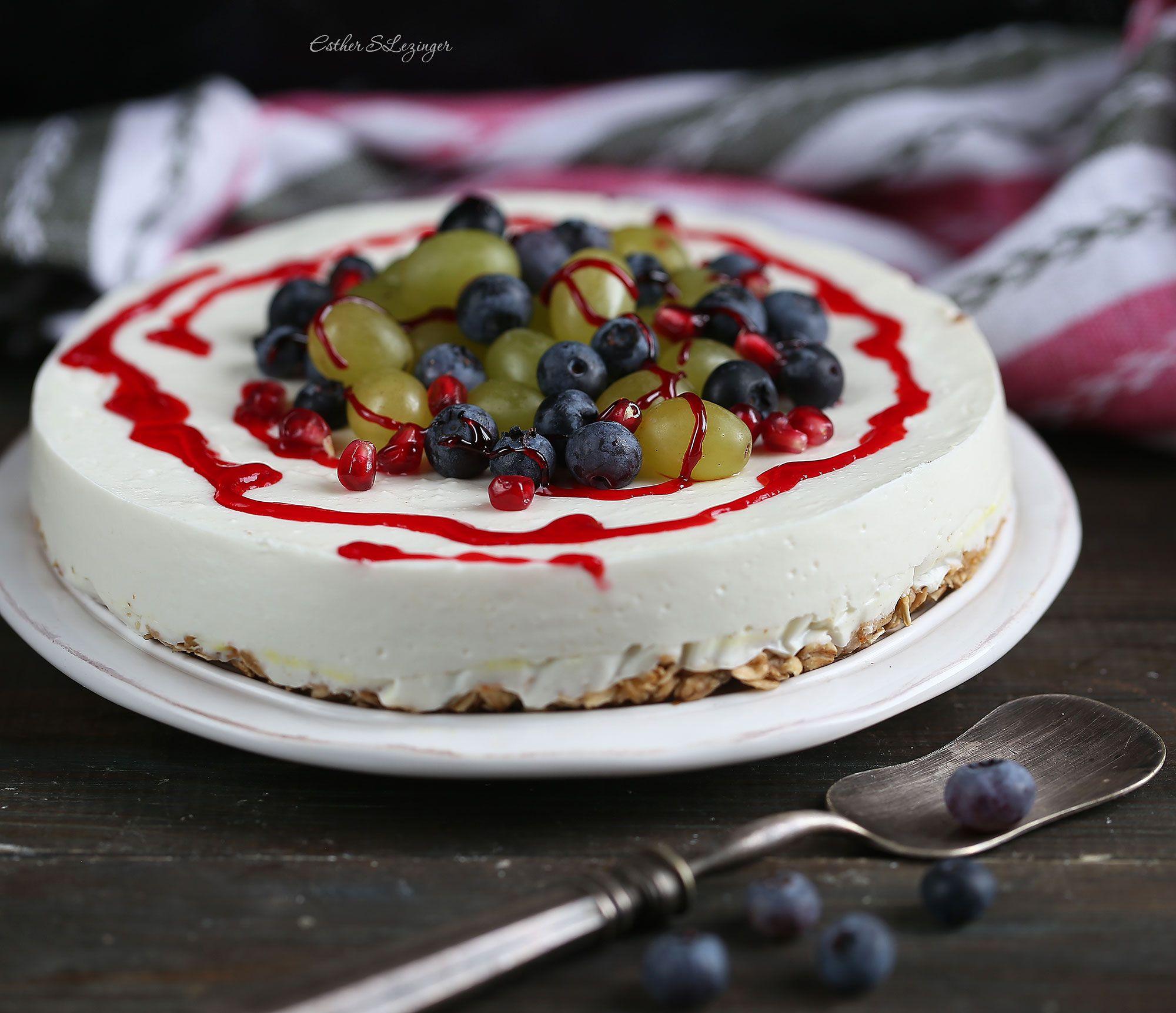 как приготовить торт для мамы для детей без муки