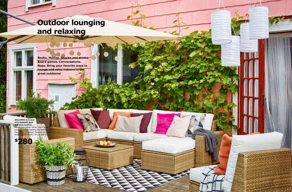 Oudoorbg Us Ikea Patio Patio Design Large Backyard Landscaping