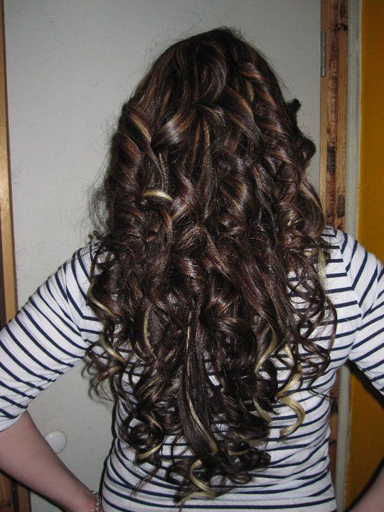 Amazing Curls love..... @ Mekirei