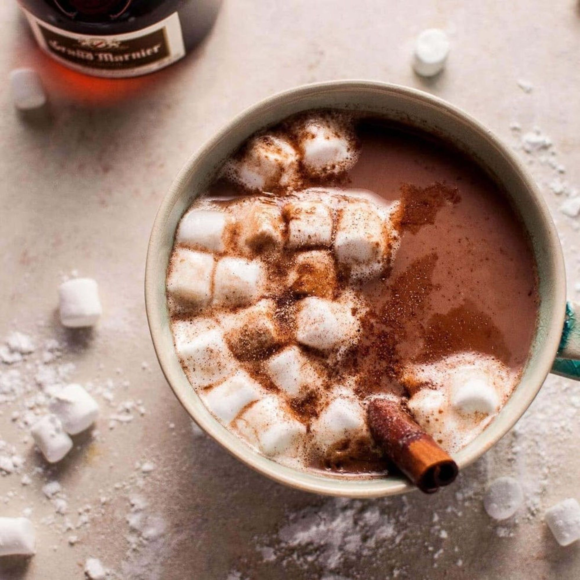 22 Sinful Hot Chocolate Recipes You Have to Try #hotchocolatebar