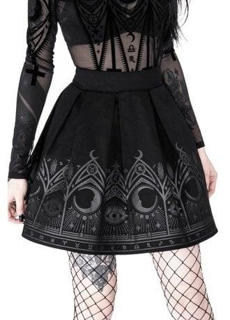 Fortune Teller Gothic Skirt