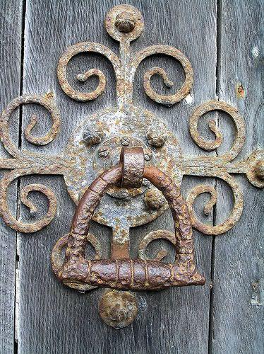 Door Knocker doors knockers and more Pinterest Portes