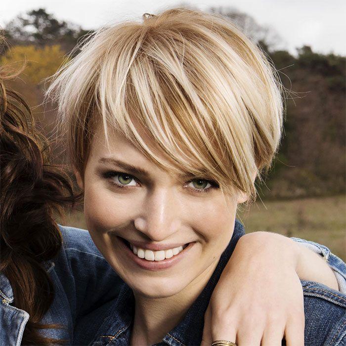 Coiffure cheveux courts SAINT ALGUE Tendances automne