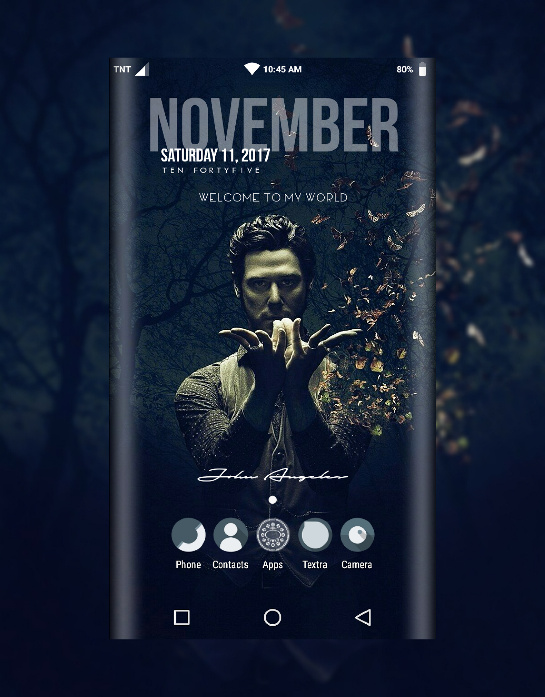 Widget huk zooper +ppick CH  Icon pack letitbe o +Sikebo
