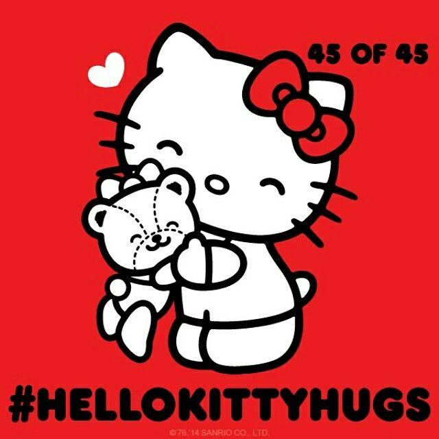 #HelloKittyHugs
