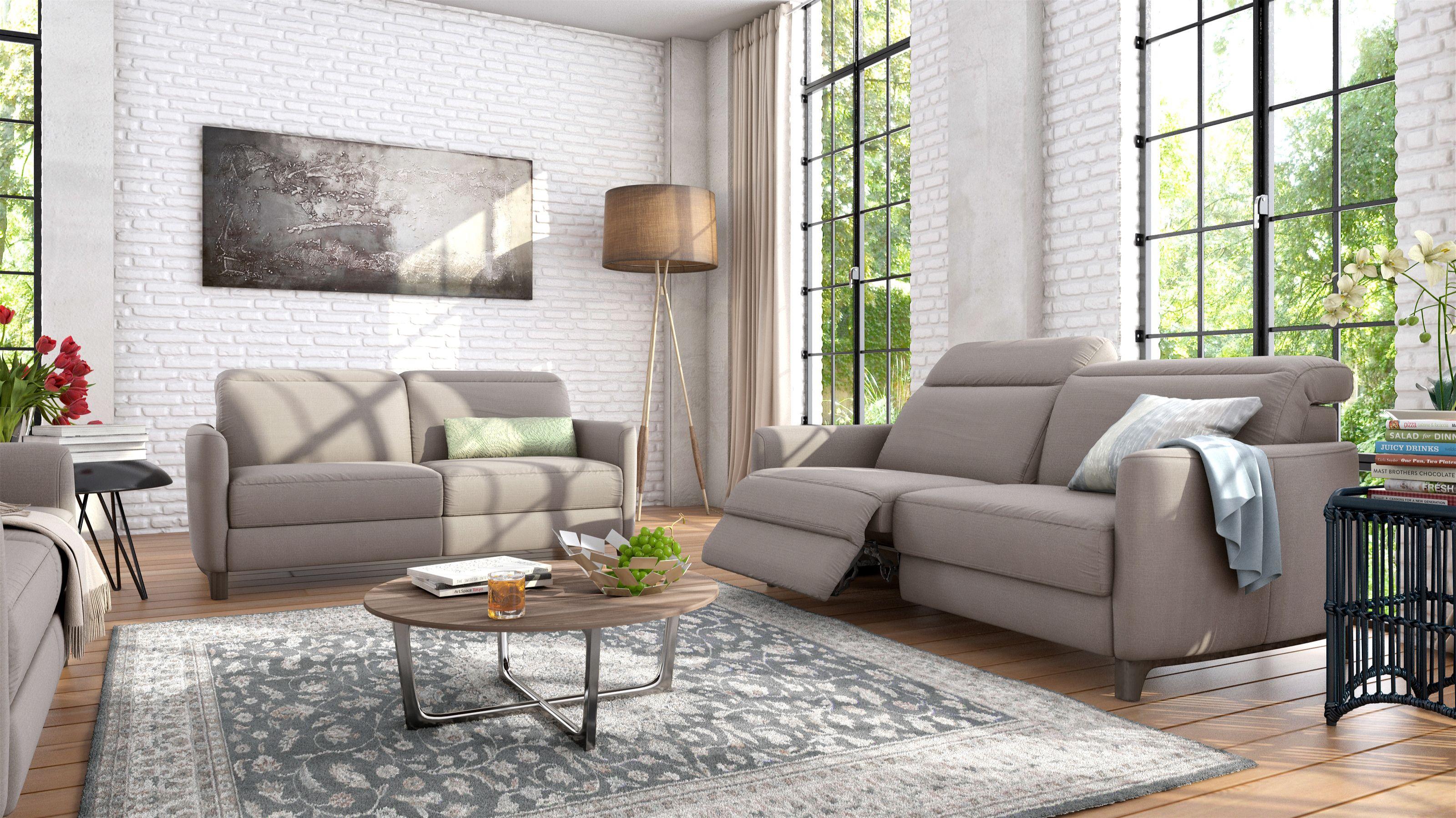 ROM Bellona Sofa 200 Living room Pinterest