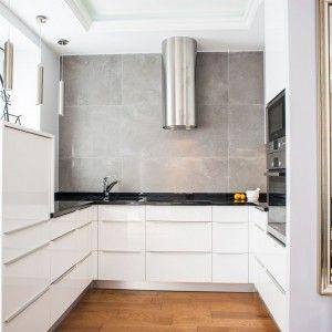 Mała Biała Kuchnia Zobacz Pomysły Architektów Wnętrza