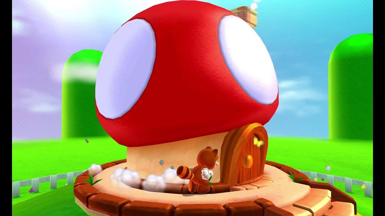 In Several Of The Game S Worlds You Will Find A Toad House On The Level Select Screen As A Small Optional Sort Of L Toad House Game Over Screen Mario And