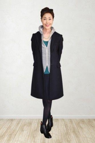 落ち着きカジュアル☆50代コーデ♪スタイル・ファッションの参考に☆