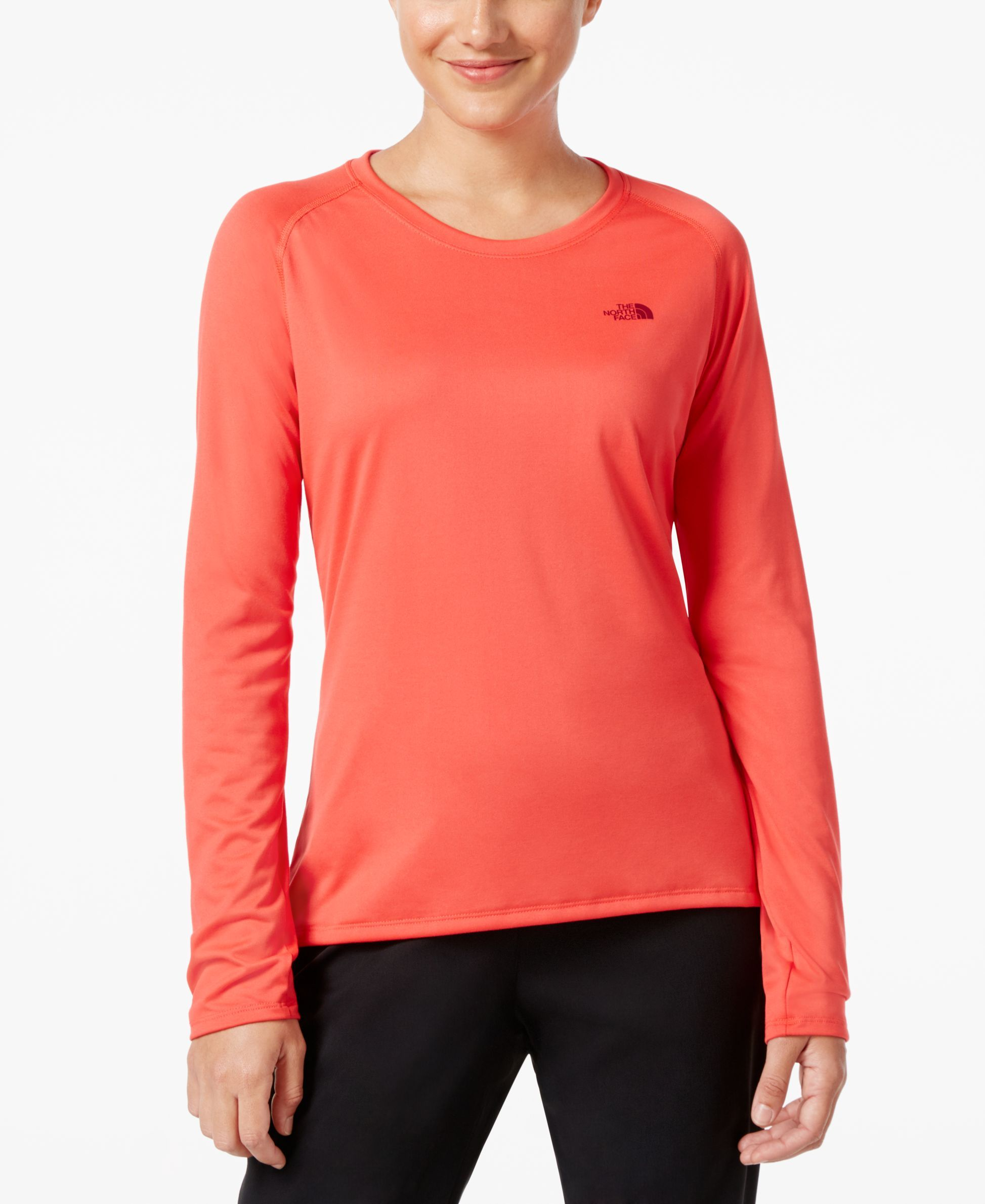 The North Face Reaxtion Amp Long-Sleeve Top