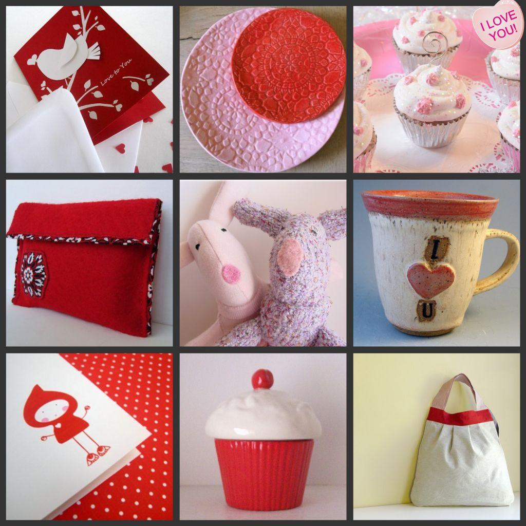 Una serie de regalos sencillos y baratos para el d a de - Cojines hechos a mano ...