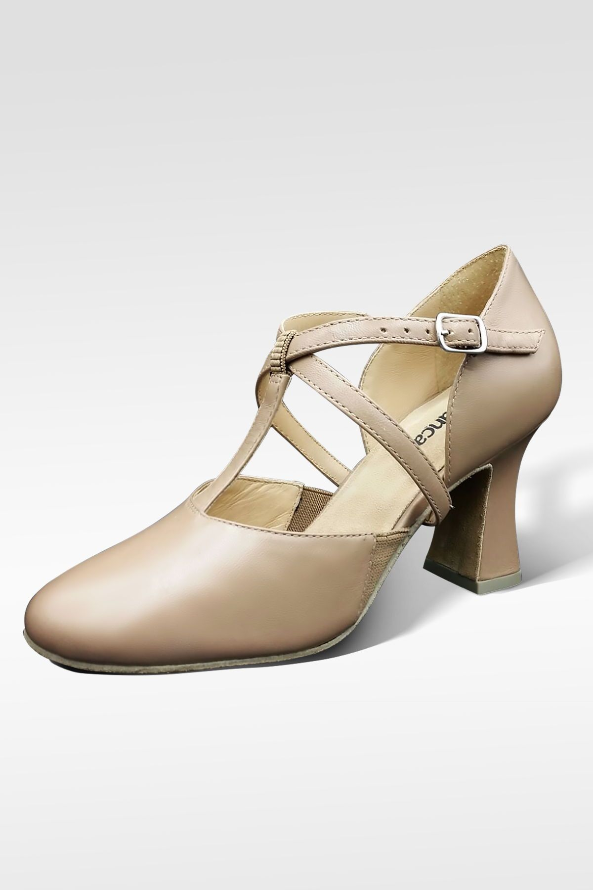bfd1141b8 This So Danca Broadway Cabaret T-strap 3 inch heel shoe will set you apart  in class and onstage.
