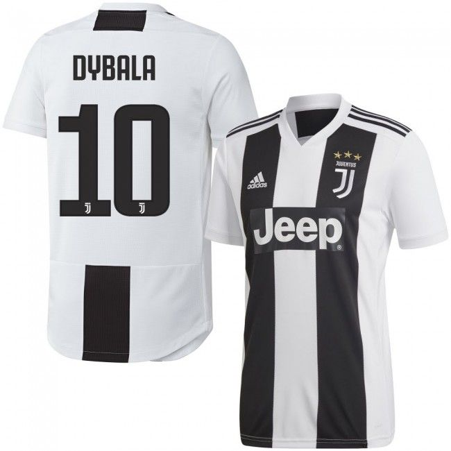 big sale 216ea 9e7c1 Juventus 2018-2019 Dybala 10 #Home #Local #Domicile #Heim ...