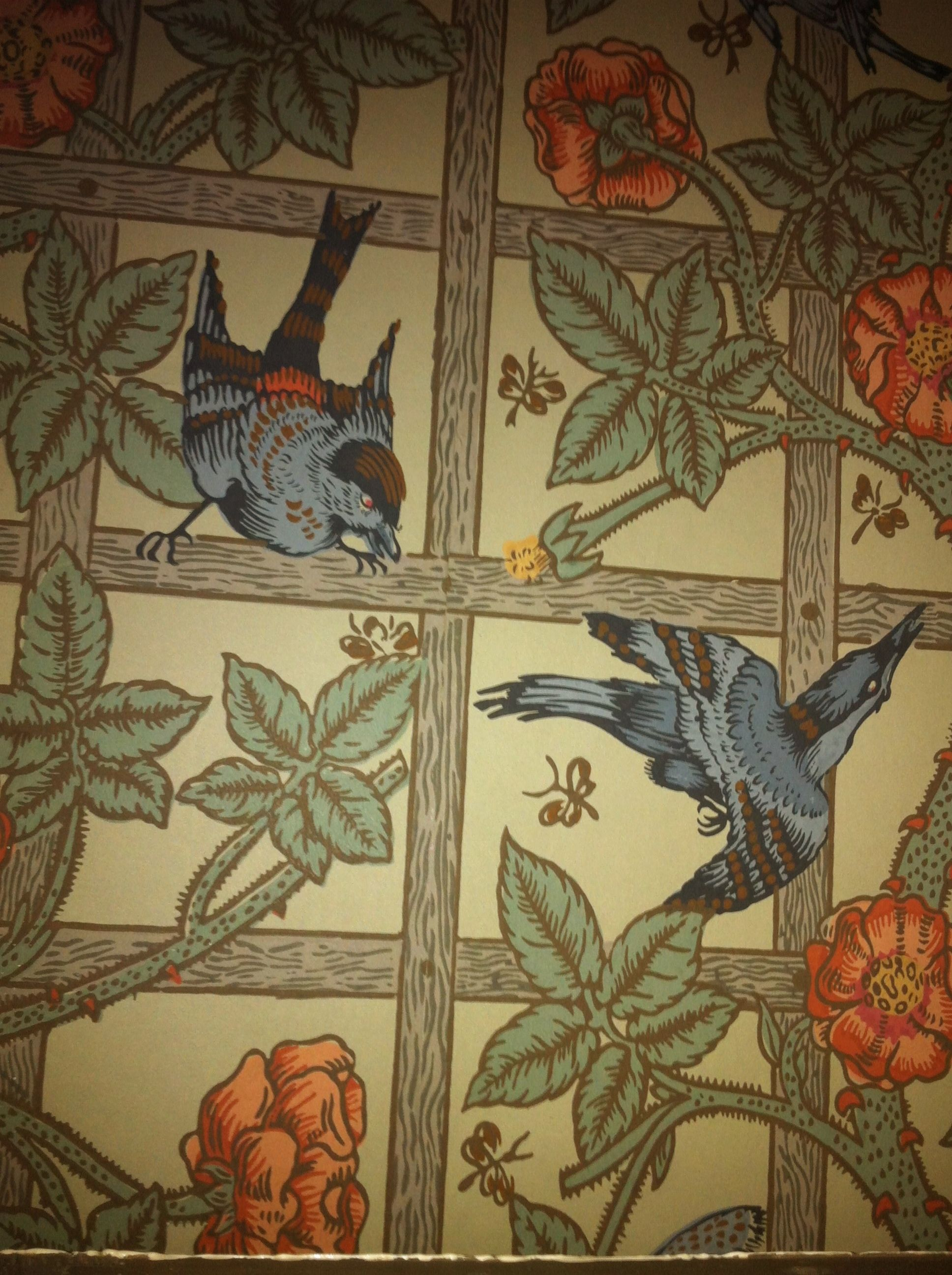 Arts and crafts movement design - Cragside 1863 Arts And Crafts Movement