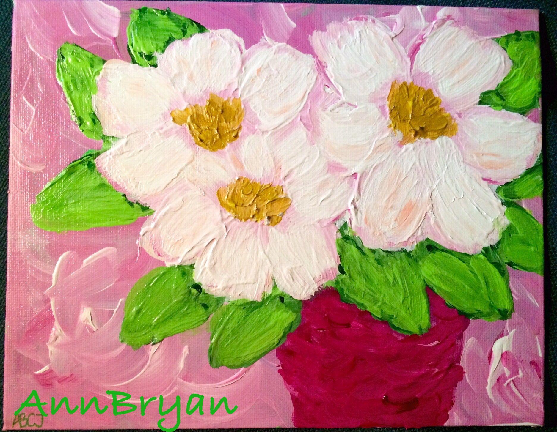 Sugar Magnolia by Ann Bryan