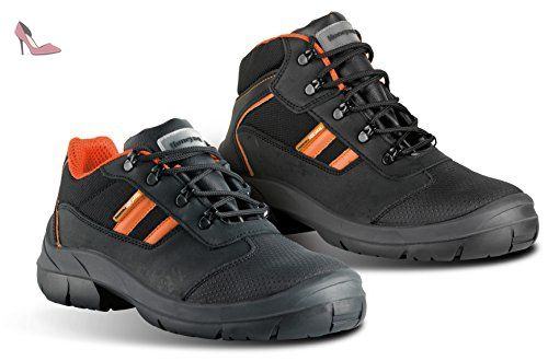 Honeywell 6246153–48/7Bacou Histrio BTP S3SRC Chaussures, taille 48